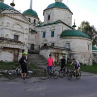 Church on the Moscow and Beyond cycle