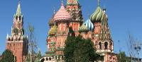 Visiting Moscow's iconic Saint Basil's Cathedral is a must | Phillip Williams