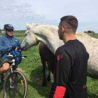 Unexpected encounters while cycling the Russian countryside | Phillip Williams