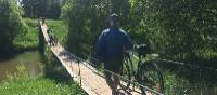 The Russian cycle trail has some surprising encounters | Phillip Williams