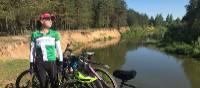 Scenic break on the Russian bike trail | Phillip Williams