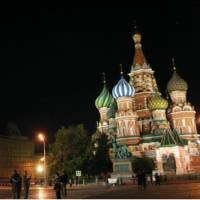 Saint Basil's Cathedral in Moscow | Keri May