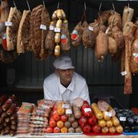 Don't miss one of the local specialties in Serbia, turija sausages | D.Bosnic