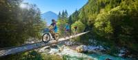 Cycling in the beautiful Soca Valley | Tomo Jesenicnik