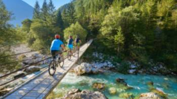 Cycle Slovenia's Soca Valley | Tomo Jesenicnik