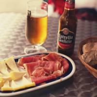 Try Galicia's famous Arzua cheese on the Camino tour in Spain   @timcharody