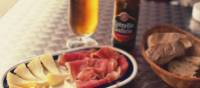 Try Galicia's famous Arzua cheese on the Camino in Spain   @timcharody