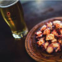 Indulge in the local flavours of Galicia when walking along the Camino   @timcharody