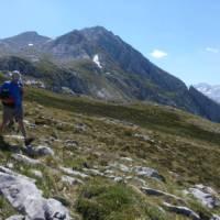 Up high in the Picos de Europa