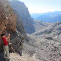 Rugged trails of the Picos