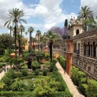 Alcazar, Seville, Spain   Julia Xiao