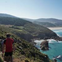 Walking the Camino dos Faros, or Lighthouse Way, in Spain