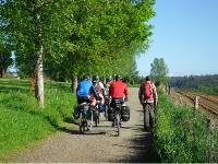 Cycling the Camino de Compostela allows you to complete it in less time |  <i>Erin Williams</i>