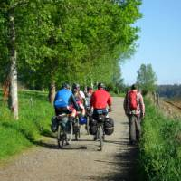 Cycling the Camino de Compostela allows you to complete it in less time | Erin Williams