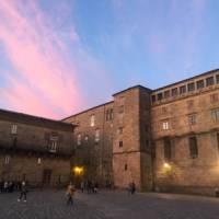 Enjoying Santiago de Compostela after completing the Camino | Sue Finn