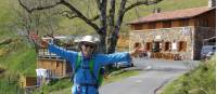 Walking the gorgeous Camino Trail en route to Roncesvalles |  <i>Edwina Parsons</i>