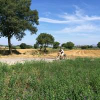 Cycling in the  Baix Empordà region of Catalonia   Kate Baker