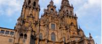 The famous cathedral in Santiago |  <i>Erin Williams</i>
