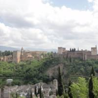 The famous Alhambra in Granada, Spain   Erin Williams