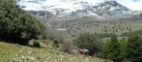Group walking in the Alpujarras |  <i>Erin Williams</i>