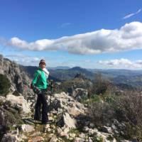 Explore the wild mountains near Ronda on foot | Allie Peden