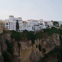 The hill top town of Ronda in Spain | Kristina Hunt