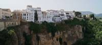 The hill top town of Ronda in Spain |  <i>Kristina Hunt</i>