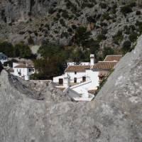 Hidden village in the Sierra de Grazalema