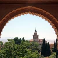 The Alhambra, Granada | Rachel Imber