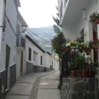 Pass through white-washed villages in the Alpujarras   Erin Williams