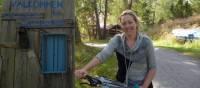 Cycling through Sweden's Archipelago