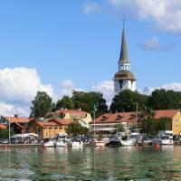 By Lake Mälaren, Mariefred, Sweden.   Iulia Skoda