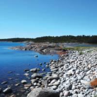 Calm ocean views off Nåttarö and Ålö Islands | Kathy Kostos