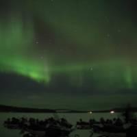 Snowmobile excursion Swedish Lapland | Ross Baker