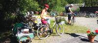 Preparing the equipment before cycling | Kathy Kostos