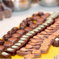 Delectable treats from the Frey Chocolate factory