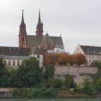 Basel cathedral | Dana Garofani