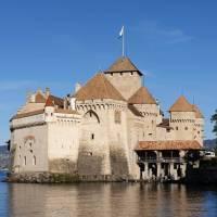 Chateau Chillon, Lake Geneva Montreux   Dana Garofani