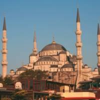 The beautiful 'Blue Mosque' in Istanbul, Turkey   Ian Williams