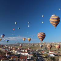 Early morning flight in Goreme, Turkey | Tim Hassell
