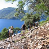 Lycian Way Coastal Walk