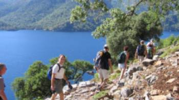 Lycian Way Coastal Walk