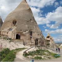 Rock house in Cappadocia | Kate Baker