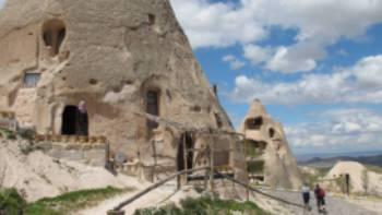 Rock house in Cappadocia | Kate Baker