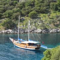Sailing and walking the Lycian Coast of Turkey | Kate Baker