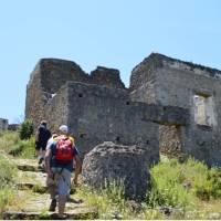 Walking through the ruins of Kayaköy   Erin Williams