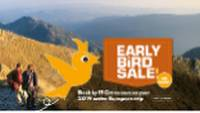 UTracks 2019 Early Bird Sale is on now!