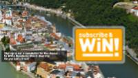 Win a trip for you and your friend on the Danube!