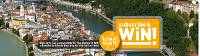 Win a trip for you and a friend on the Danube!