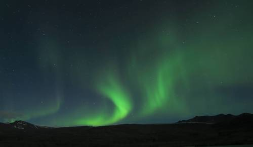 Aurora Borealis over Iceland&#160;-&#160;<i>Photo:&#160;Tim Gallantree</i>